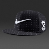 Кепка Nike Football X Aop True Cap 779414-010