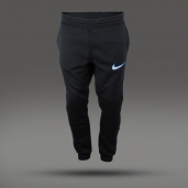 Штаны Nike Club Fleece Tapered Cuff Swoosh Plus 727766-010