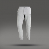 Штаны Nike Club Fleece Tapered Cuff Swoosh Plus 727766-063