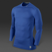 Термо кофта Nike Core Compression LS Mock 2.0  449795-494
