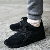 Кроссовки Asics TIGER Gel-Kayano Trainer Knit H705N-9090
