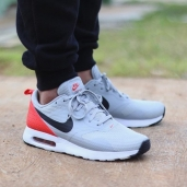 Кроссовки Nike Air Max Tavas Grey / Black 705149-026