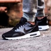 Кроссовки Nike Air Max Tavas SE Black Grey 718895-008