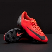 Nike JR Mercurial Vapor XII Club CR7 FG/MG AJ3095-600