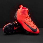 Nike JR Mercurial Superfly VI Club CR7 FG/MG AJ3115-600