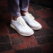 Кроссовки Onitsuka Tiger Dualio White Leather D6L1L-0101