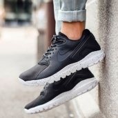 Кроссовки Nike Mobb Ultra Low Black/White 749486-001