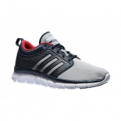 Кроссовки Adidas Cloudfoam Groove Grey/White