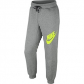 Штаны Nike Cuff Pant Logo Fleece Grey 647567-064