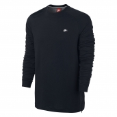 Толстовка Nike Modern Crew Sweat In Black 846350-010