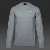Толстовка Nike Sweatshirt FLC In Grey 804340-063