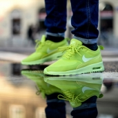 Кроссовки Nike Air Max Thea Cyber/Liquid Lime 599409-304