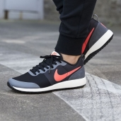 Кроссовки Nike Elite Shinsen Black / Hot Lava 801781-080