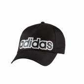 Головной Убор Adidas Linear Cap Black/White AB0519