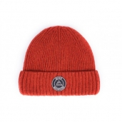 Шапка Seven Mountains Logo Knit Orange SM-001