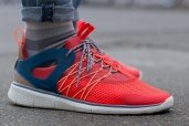 Кроссовки Nike Free Viritous Orange Navy 725060-600