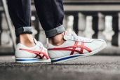 Кроссовки Onitsuka Tiger Corsair White Leather D713-0123