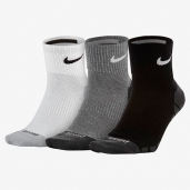 Носки Nike Dry Lightweight Quarter 3 Pack SX6941-900