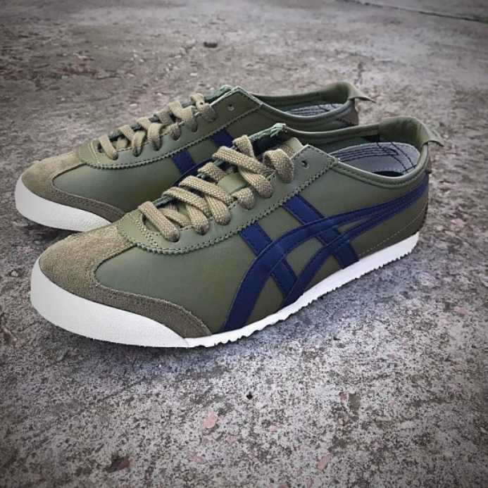 huge selection of 6b609 c063a Кроссовки Onitsuka Tiger Mexico 66 Martini Olive
