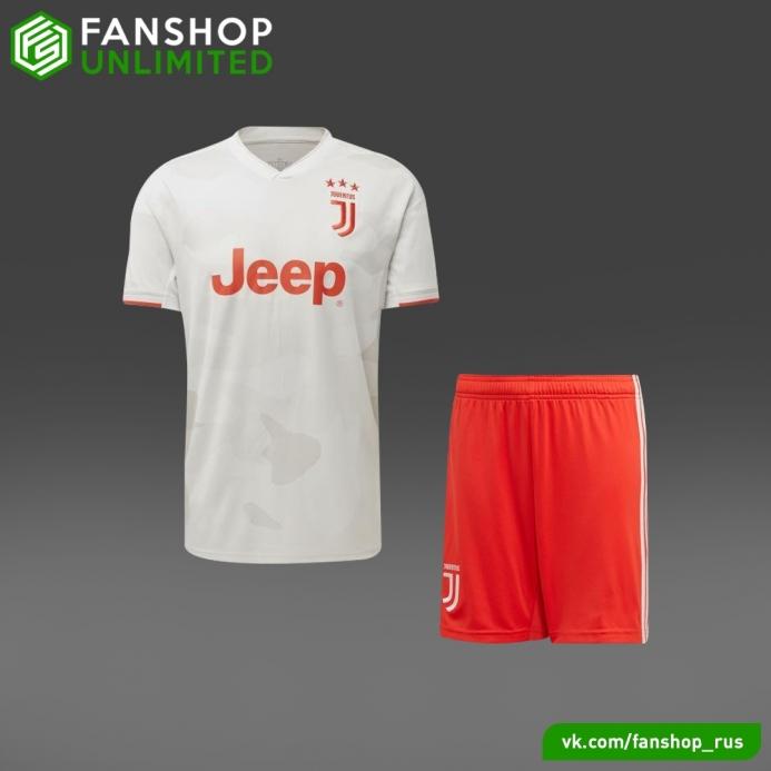 Futbolnaya Forma Juventus Away 19 20